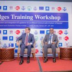 Image for the Tweet beginning: #3days Judges Training workshop conducted