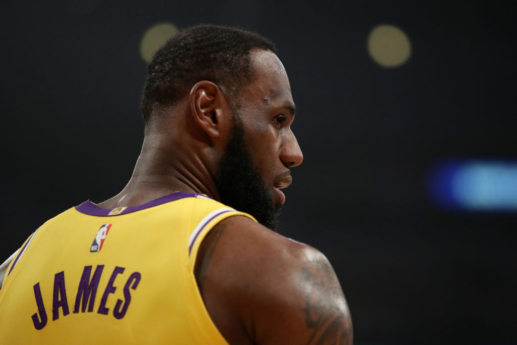 LeBron James dropped 40 on the Pelicans last night and then went to the bench where he ate some Red Vines.  What candy are you eating after dropping 40 on a team?  #LakeShow #WontBowDown #TBL