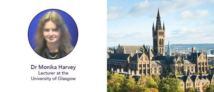 Everything we do is based on science, so it's natural we aim to collaborate with the brightest minds. Recently Dr Monika Harvey (University of Glasgow) has become our Scientific Advisor. Looking forward to doing new projects together! pic.twitter.com/Bj9R7EPTnd