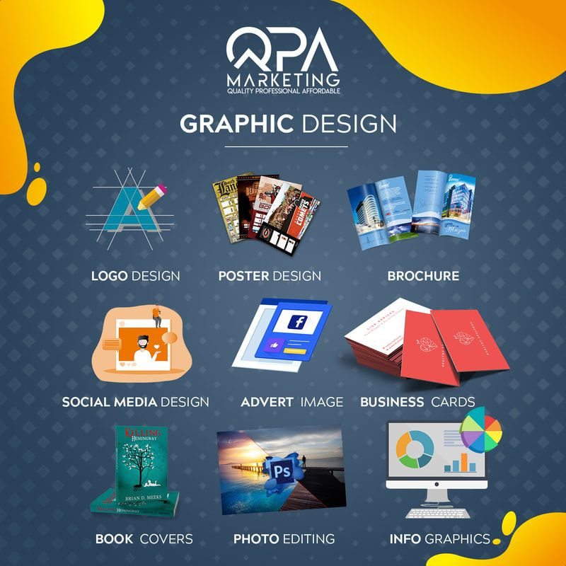 Need a #graphicdesign service? We do #logos #posters #brochures #leaflets #businesscards #adimages #photoedits #bookcovers Info-> http://qpamarketing.com/graphicdesign    #logodesign #graphicdesigner #graphicdesignservice #photoshop #adobeillustrator #photoeditor #digitalmarketing #QPAMarketingpic.twitter.com/U1w0PC739b