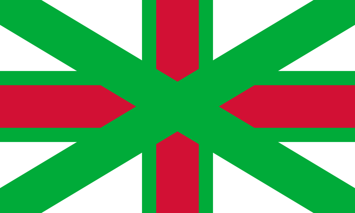 Special edition   Wales (1959–present) + Union Jack Scotland (1606) = Union Jack Wales: pic.twitter.com/9Y4fFvGVRf