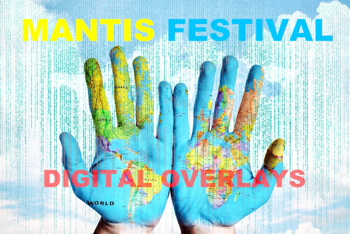 Coming up at @MHCentre 29 Feb - 1 March, 'Digital Overlays' by @MANTIS_Festival will feature immersive media environments & human-machine interactivity. Special guests: @_SamSalem, Linda Jankowska, @Jessicasymons + @Novars_Research composers. More info: https://t.co/siWl46eRSL https://t.co/5oodoT24Zo