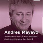 Image for the Tweet beginning: El Dr. Andreu Mayayo i