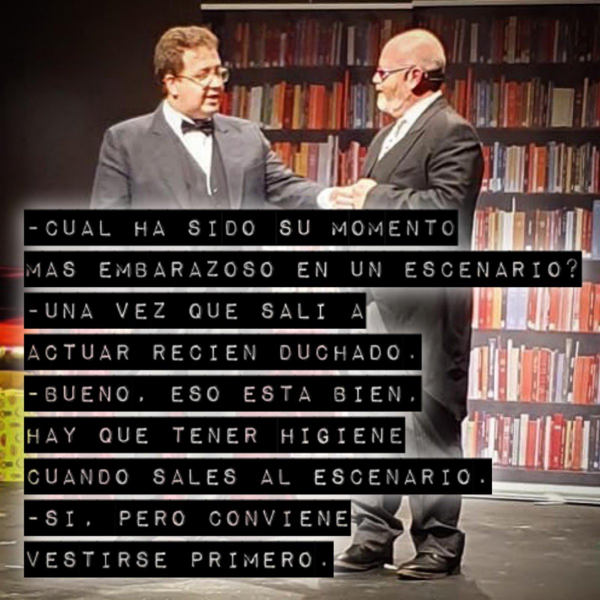 Cosas de Abra y Cadabra. #magia #humor #comedia #risas #teatro #mago #magos #abraycadabra #abraycadabraproduccionespic.twitter.com/okWr7smQTc