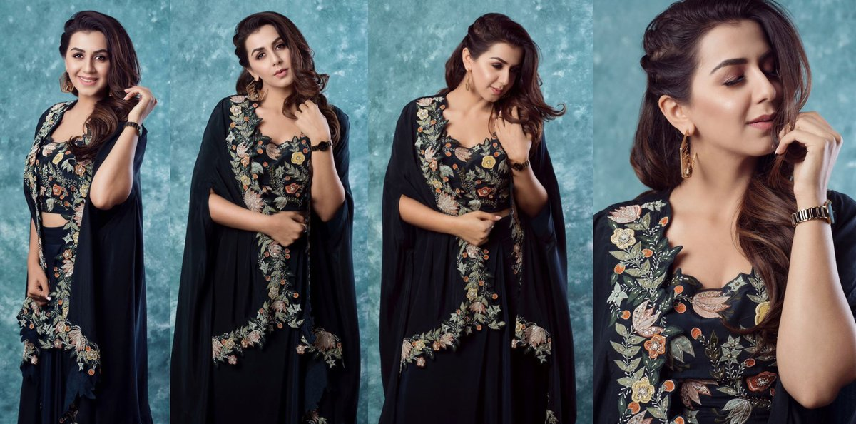 Prettify 🌸💁@nikkigalrani looks Fashionable🌹👗 & Elegant💍✨ in New Photoshoot Pics📸💮..  #NikkiGalrani #Kee #TamilActress #Kollywood #Pretty #Cute #Lovely #Malayalam #Actress #ActorsLife #Dhamaka #Celebrity #Gorgeous