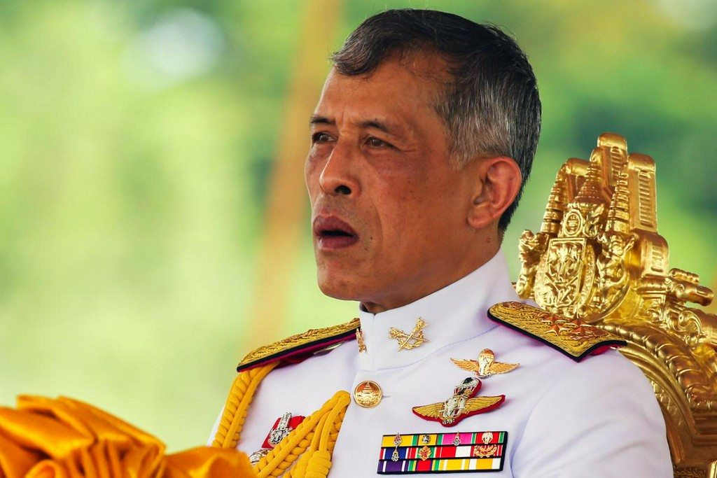 Thai king signs delayed $100 billion budget into law