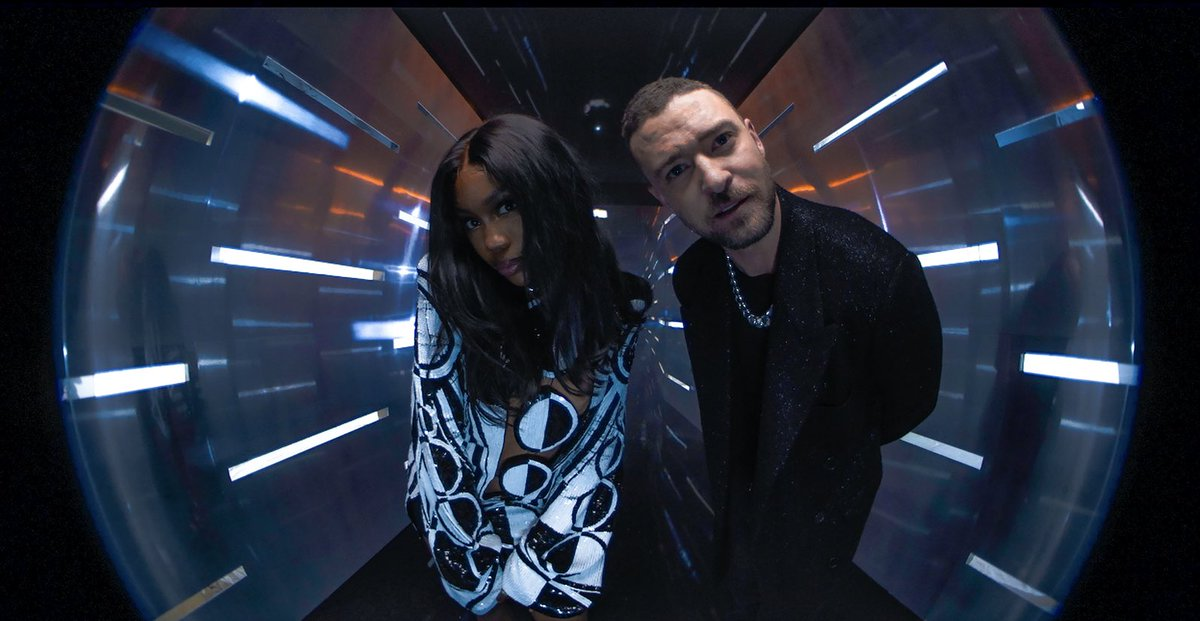 Listen to the World Premiere of @sza x  @jtimberlake's new song #TheOtherSide right now on iHeartRadio!   🎧: http://bit.ly/SzaxJT