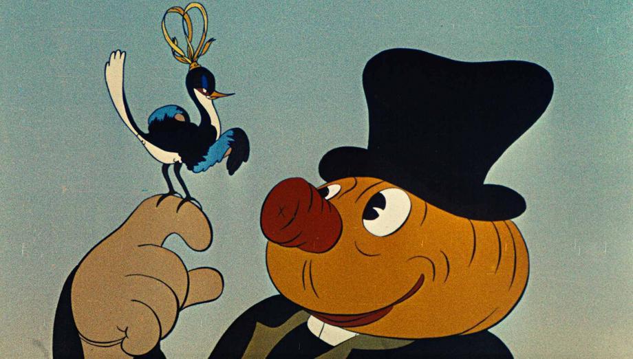 Paul Grimault n'est pas seulement le réalisateur du conte emblématique Le Roi et l'Oiseau qui passe cet après-midi à la Cinémathèque. Découvrez ses autres merveilles animées, restaurées en 4K, lors d'une séance exceptionnelle, dimanche 8/03 ! https://www.cinematheque.fr/seance/33452.html… #FIFR20pic.twitter.com/g9X5k7BuDX