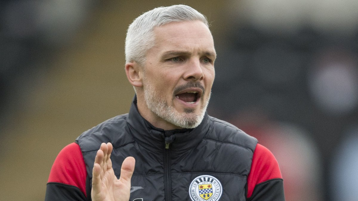 'Early in the season that's a game we might have been happy to take a point from but Motherwell were there for the taking'   Jim Goodwin hails 'massive' win for #StMirren as Saints pull four points clear of the drop zone   http://bit.ly/2SXWf0G    - With @ArnoldClarkpic.twitter.com/secvDVsjyF