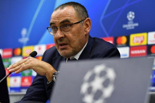#Juve's probable XI for Lyon clash - #Sarri keeps the attacking trio http://dlvr.it/RQmsZw
