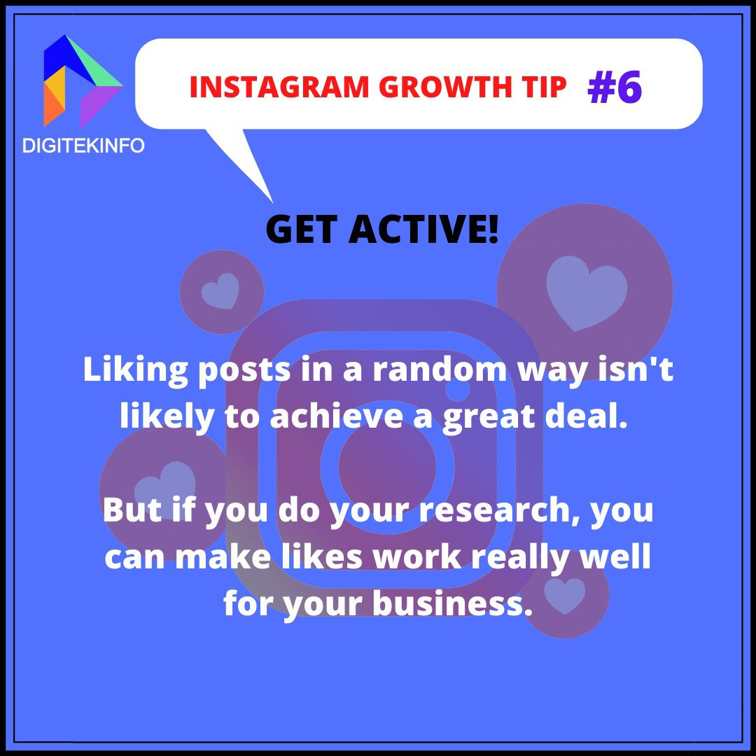 Instagram Growth Tip #6   FollowDigitekinfo   FollowDigitekinfo   FollowDigitekinfo  . . .  #digitalmarketing #instagramtips #marketingdigital #socialmedia #hyderbad #digitalmarketingexper  #digitalmarketinghyderabad #marketingdigitalhyderabad #digitalmarketingstratepic.twitter.com/EKhiNgeRkl