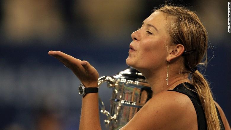 #Sharapova