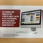 Image for the Tweet beginning: Si pones un precio alto,