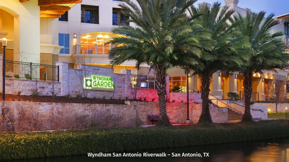 This spring break, ditch the crowds and head somewhere unexpected. Our suggestion - Wyndham San Antonio Riverwalk. Members will earn easy access to the city's must-sees and a FREE NIGHT at thousands of Wyndham Rewards Hotels after staying twice! Book now: