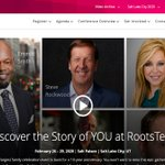 Image for the Tweet beginning: USA : Rootstech 2020 ouvre