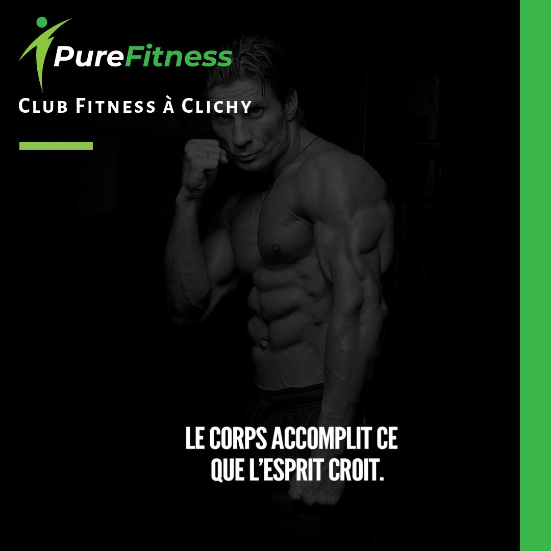 #Clichy #Salledesport #Sport #Fitness #Musculation #Motivation