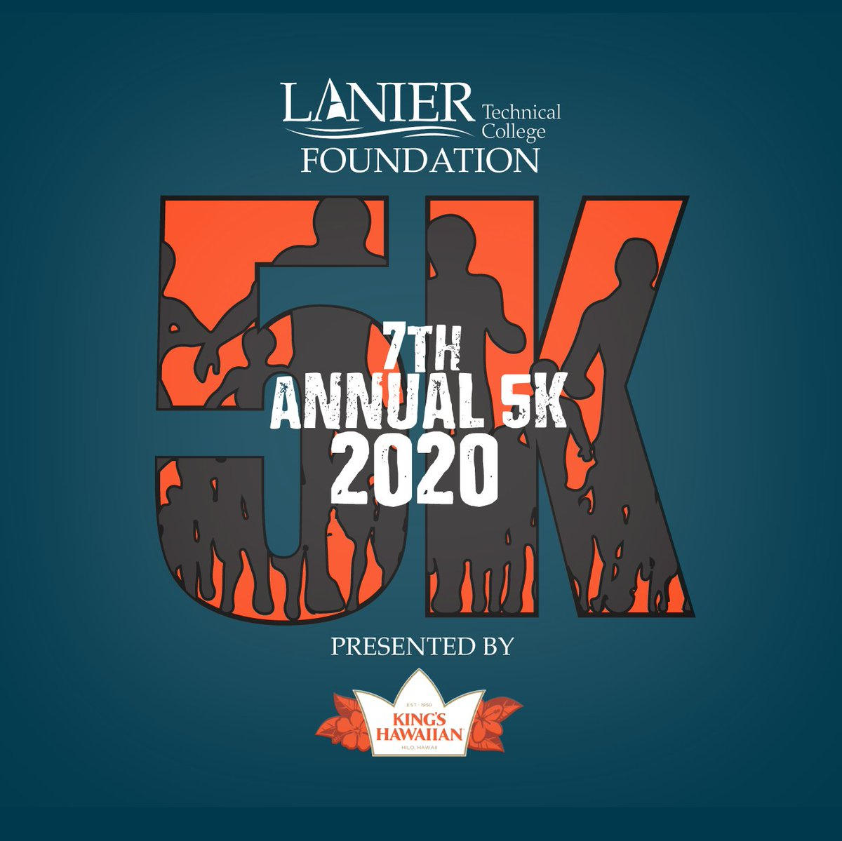 SAVE THE DATE! April 18th, 2020! 7th Annual 5k & 1-Mile Fun Run at #Laniertech's Hall Campus.1-Mile Fun Run at 9:30 AM; 5k at 10 AM. Presented by King's Hawaiian. Proceeds benefit #Laniertech Foundation scholarships.  Register: https://www.laniertechfoundation.org/events/5k   #kingshawaiian⁣ #tcsg⁣pic.twitter.com/VcJgEW4Zqo