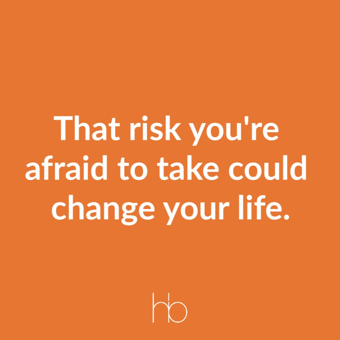 Don't be afraid!  #thehrboss #careeradvice #trending #follow #inspiration #motivation #WednesdayWisdom