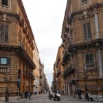 Image for the Tweet beginning: Quattro Canti em #Palermo: as