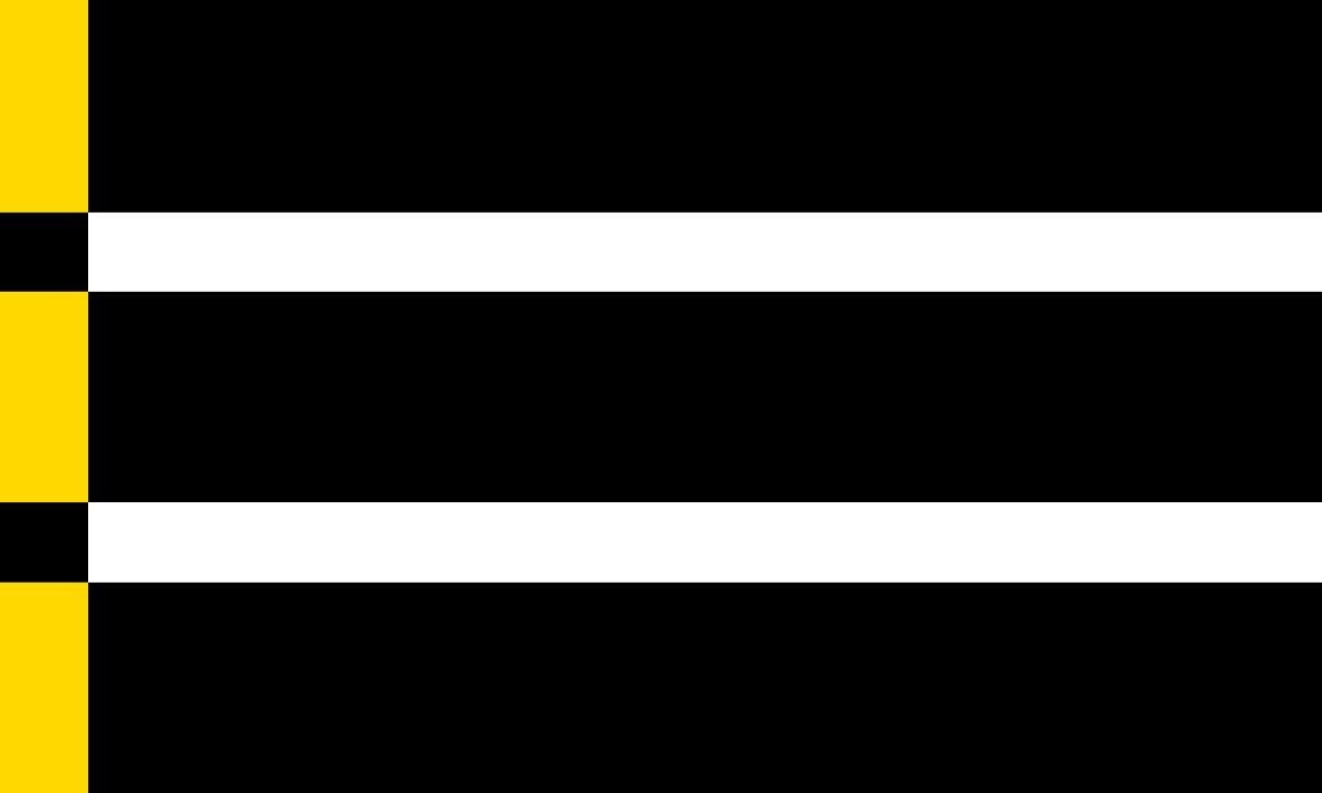 【架空国家】霧雨魔法共和国国旗など #国旗 #東方 #霧雨魔理沙 https://www.pixiv.net/artworks/79751008…