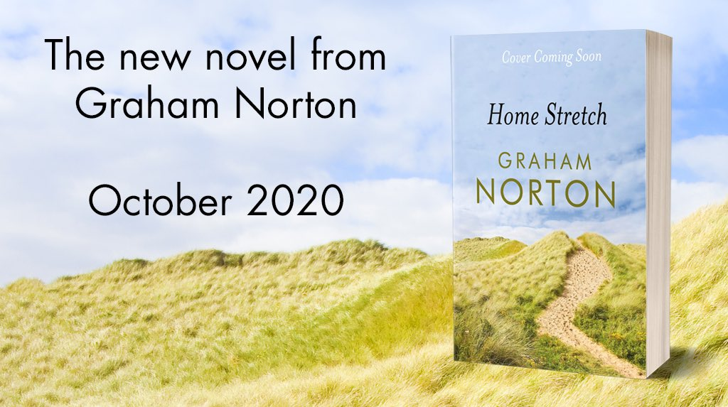 And here's the ANZ edition of HOME STRETCH, my new novel coming in October. Pre-order here: bit.ly/homestretchbook