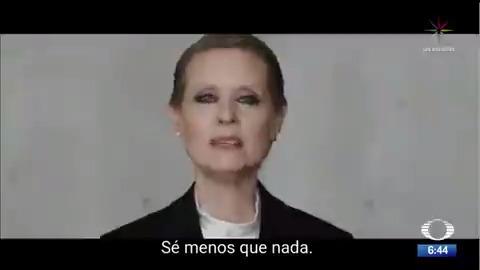 Se hace viral el video feminista titulado 'Sé una dama, dijeron', publicado por la revista 'Girls, girls, girls', donde condenan la violencia de género. #Despierta con @daniellemx_