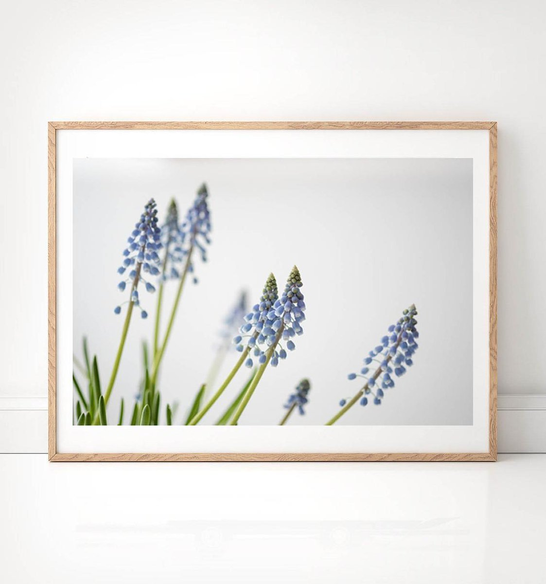 So delicate and pretty.  #flowers #floralart wallart