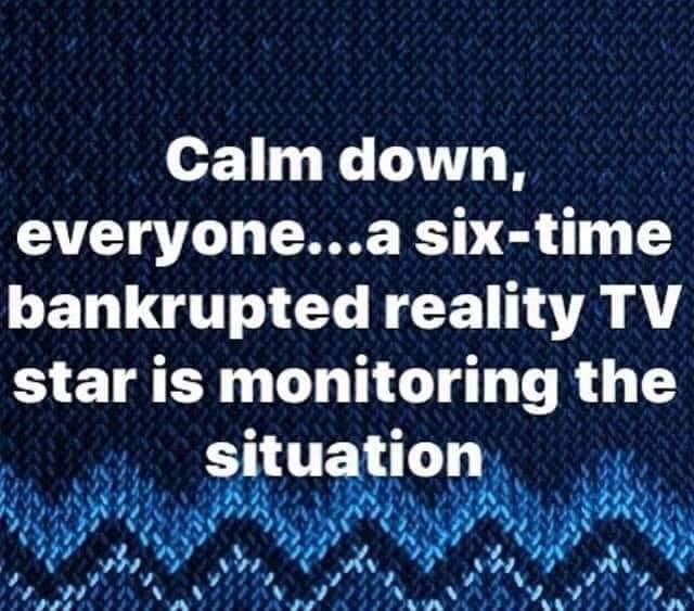 @realDonaldTrump @CNN @CDCgov