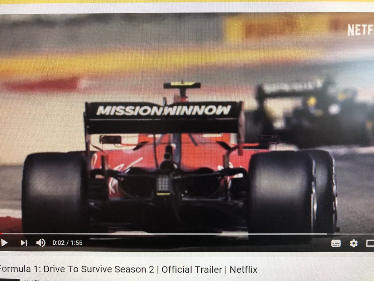 I've just checked this out. Looks pretty good  Formula 1: Drive To Survive Season 2 | Official Trailer | Netflix https://youtu.be/OEY3Q43aE_c via @YouTubepic.twitter.com/vhiwtCews0