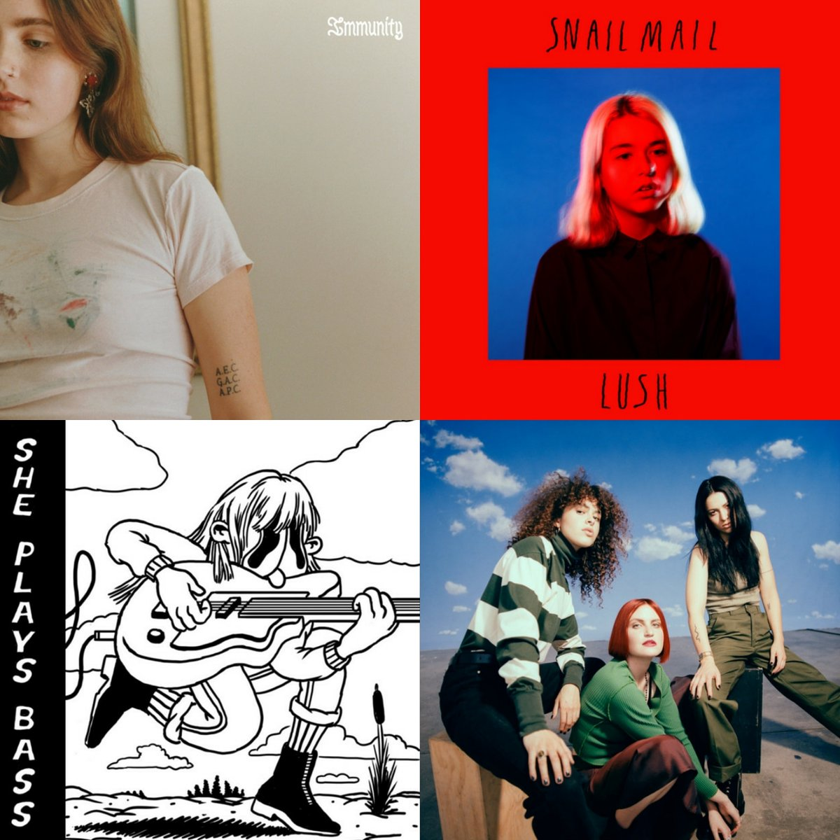 ❗New #spotifyplaylist❗  In Issue 01 we delve into the world of #sadgirl #queer #pop so we made you a mixtape.  Listen here⬇️   Recommendations encouraged💃
