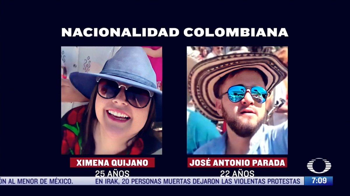 Cientos de jóvenes protestaron en Puebla por el asesinato de tres estudiantes de Medicina y un conductor de Uber  #Despierta con @daniellemx_