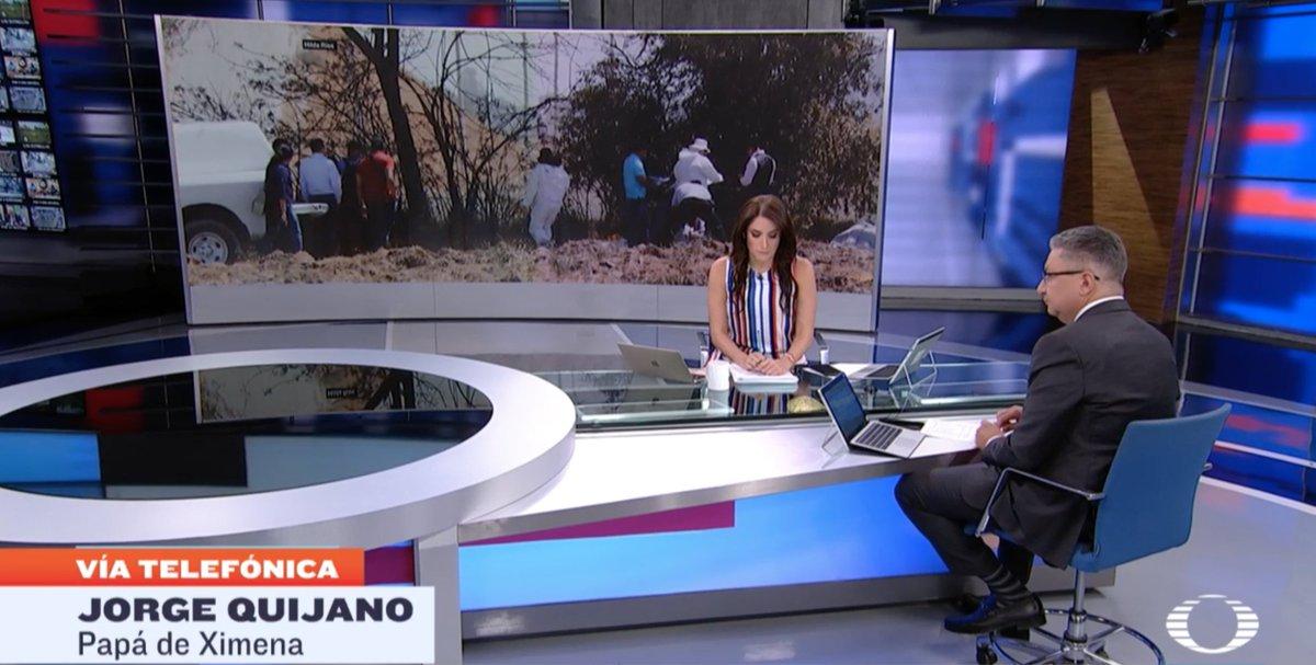 #Ahora Jorge Quijano, padre de joven colombiana asesinada en Puebla, explica los avances de las autoridades en el caso.  #Despierta por TW: http://ow.ly/y55C50ywljV y FB: http://ow.ly/PLqq50ywlit