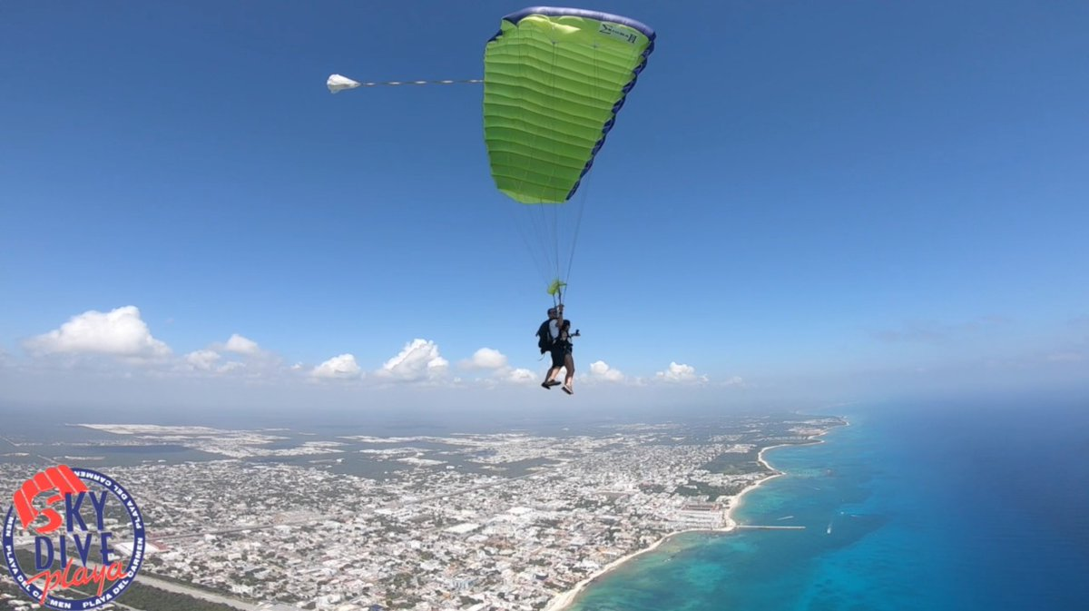 Life is an Adventure, start living yours today!  🪂 Reserve today! +52984 873-0192 ⁣⁣⁣|Whatsapp: +52 9841874868 | skydiveplaya@me.com⁣⁣⁣ | #skydiveplaya #skydiving #liveyourbestlife #skydive #sky #gopro #parachute #paracaidismo #playadelcarmen