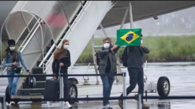 AL AIRE   Hablamos del coronavirus y el primer caso detectado en Brasil con Antonio Lazcano, investigador de la @UNAM_MX  #AsíLasCosasW•Escúchanos por el 96.9 FM o 900 AM•En vivo por http://bit.ly/WRadioAlAire•O conéctate a nuestra app