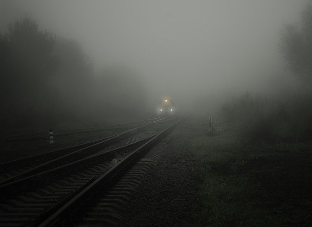 Phantom travelers often appear in folklore and legends. These spirits of deceased humans and animals are said to linger near travel routes, train stations, and crossroads. They are associated with tragedies related to travel or travellers. (Image: Elias Sch) #FolkloreThursday<br>http://pic.twitter.com/XiYcORnT2T