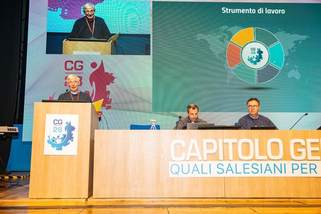 #Italy – #GC28: #Work Tool presented