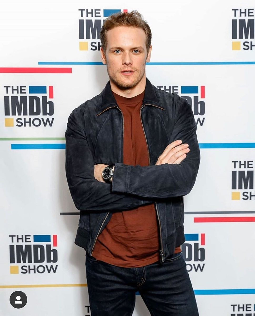 Check out this video interview with the one and only #JamieFraser @SamHeughan on IMDb - ? @Outlander_STARZ @STARZ