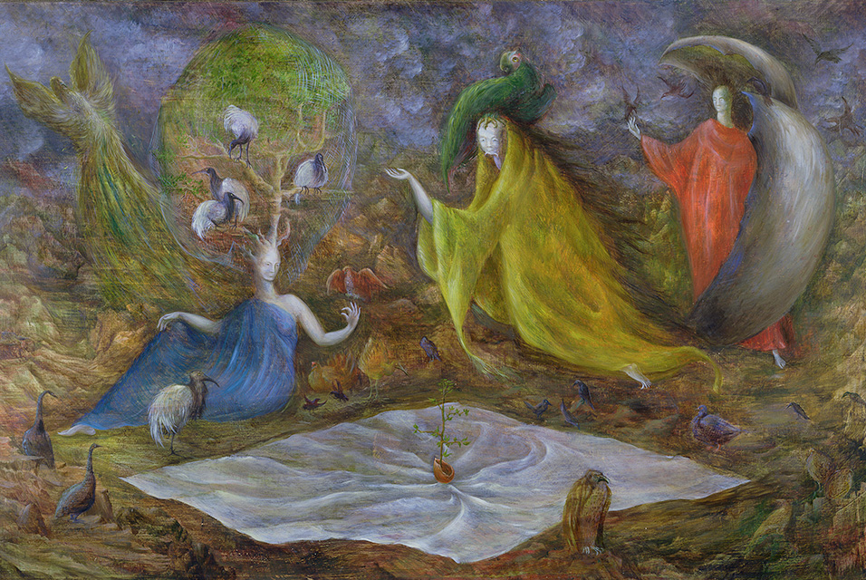 Dulwich Picture Gallery opens an ambitious and wide-spanning survey of the origins of surrealist art in Britain  https://artdaily.cc/news/121253/Dulwich-Picture-Gallery-opens-an-ambitious-and-wide-spanning-survey-of-the-origins-of-surrealist-art-in-Britain#.XlZ-Vkqjk2w… #DulwichPictureGallery #survey #surrealistart #Britain #art #newspaperpic.twitter.com/acjQ6NdVkq