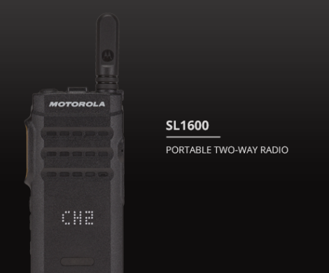 The Motorola Solutions MOTOTRBO™ SL1600 #digital two-way #radio provides reliable push-to-talk #communication for the mobile, everyday user in an ultra-slim and rugged profile > https://t.co/7lh36PUFPt #UKBizHour