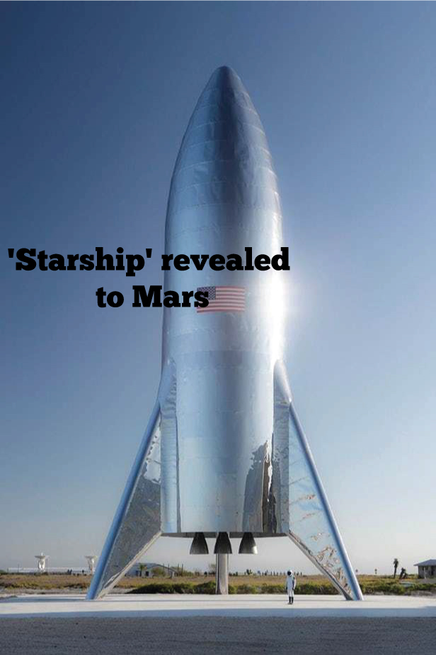 'Starship' revealed to Mars SpaceX, test flight in 4-8 weeks500 meters altitude vertical takeoff and landing testPrototype for orbital flight completed in June -------------- https://4uinfopoint.blogspot.com/2020/02/starship-revealed-to-mars.html … ----------- #technology #TechnologyNews #technologytrends #Mars2020 #Marspic.twitter.com/ljaTUhWmfS