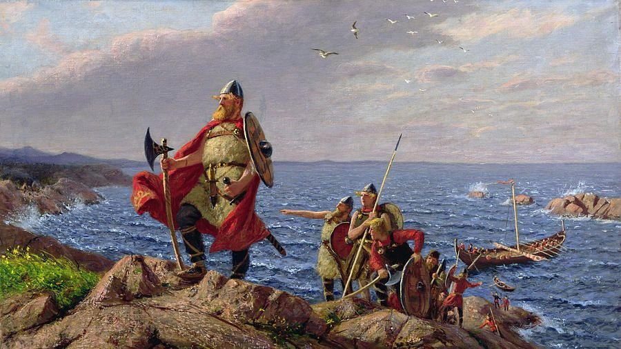Leif Erikson was a Norse explorer considered to be the first European to reach North America. He was born in Iceland and established a settlement in Vinland around 1000 A.D.