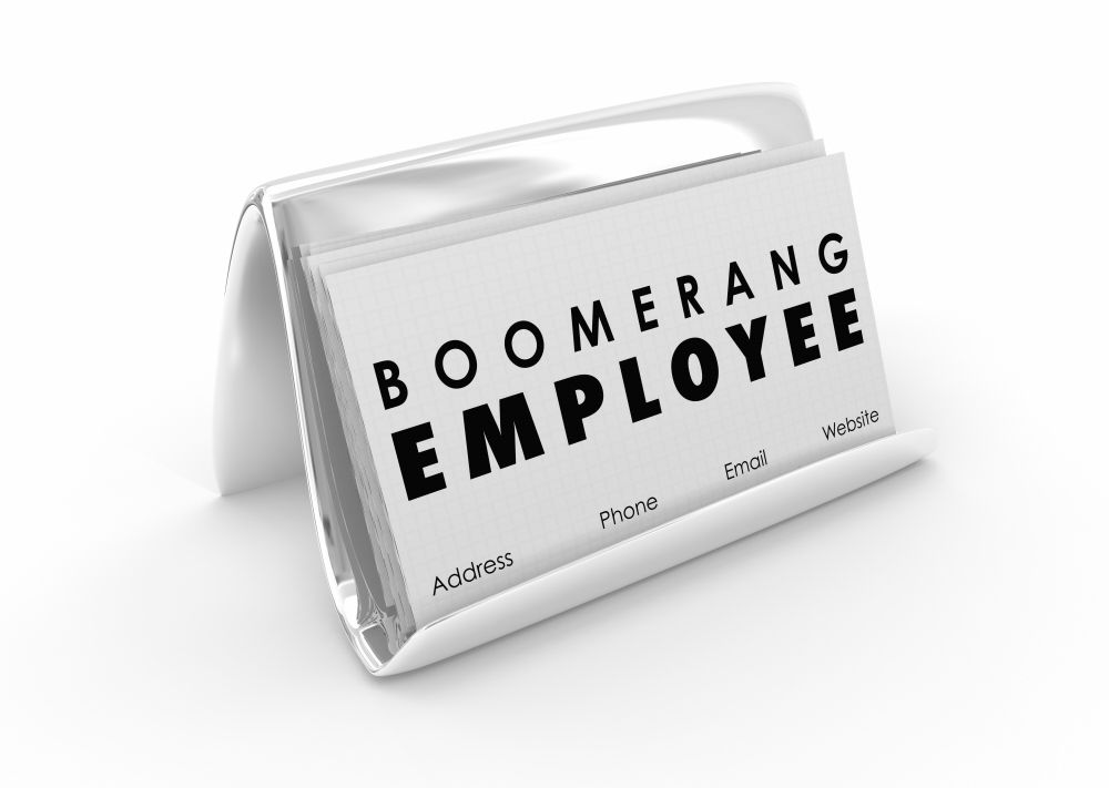Check out what a few experts had to say about the good, bad, and ugly of #boomerang employees - you know, those folks who had to find out the view isn't always better at the other company.    #hr #hiring #work #leadership #management