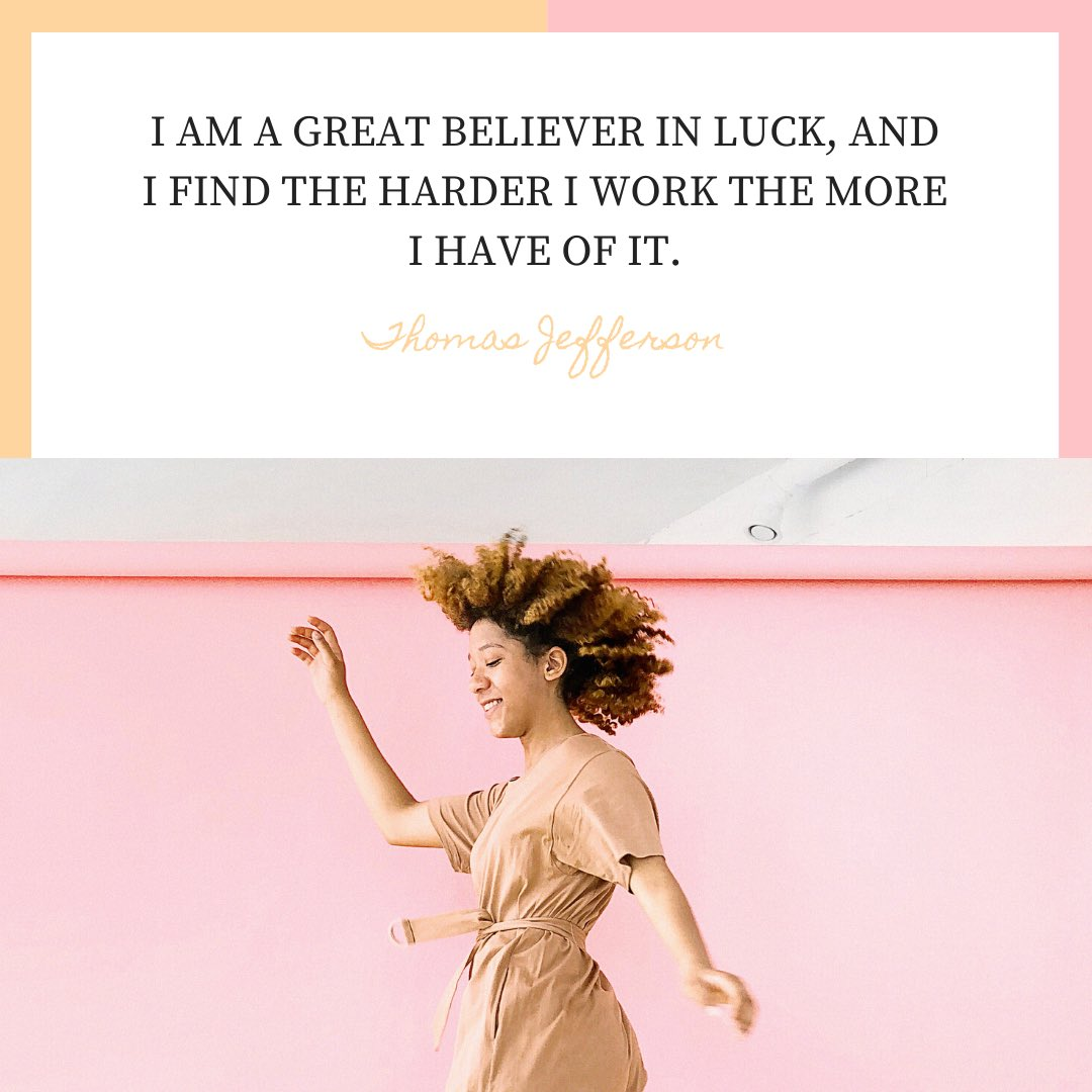 How lucky are you?  #work #business #happiness #entrepreneur #freelancer #platform #startup