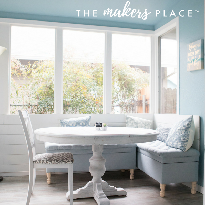 Cozy chairs in our all-seasons sunroom, a perfect spot for everything from casual conversations to world-changing work.   Get to work:   #MakersPlaceSac #Momprenuer #Leadership #Life #Work #Tips #Success #Entrepreneur #Coworking #Kids #Childcare #HotCoffee