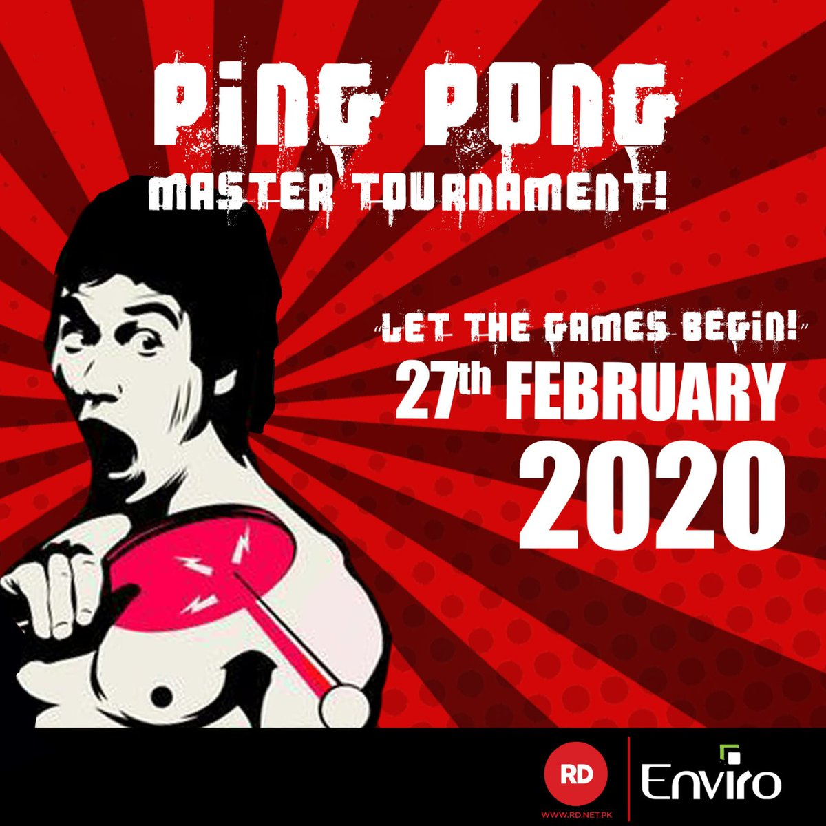 Stay Tuned People. RD Ping Pong Tournament is around the corner. Let's see which players have crowned RD Ping Pong Masters :D  #RD #PingPong #TableTennis #Sports #tournament #HonoringHighAchievers #corporate #worklife #funatwork #work #Brand #fun
