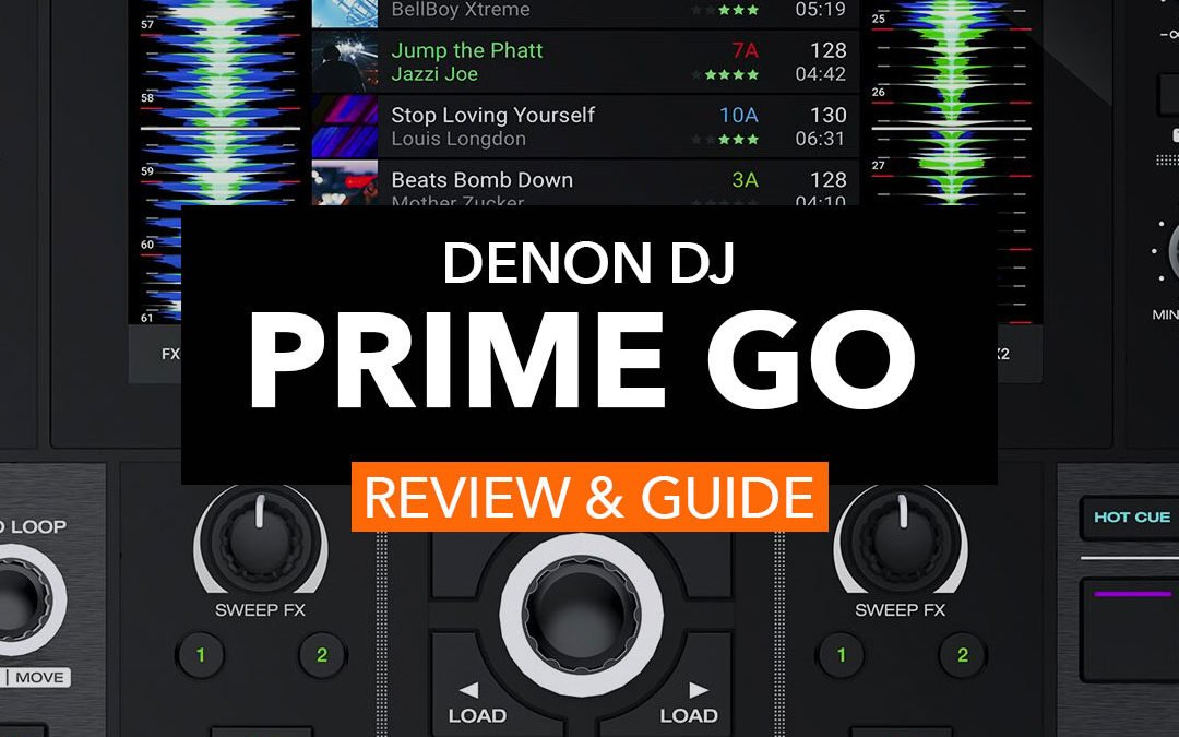 Check out the @WeAreCrossfader review of the PRIME GO!  http://bit.ly/392FqYe pic.twitter.com/KL19gZajO8