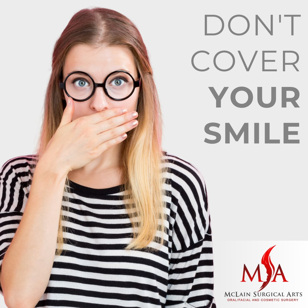 Don't forget that great smiles come from great oral surgeons! 😄 Call today for a consultation with Dr. Landon McLain. 256.429.3411 #cosmeticsurgery #mclainsurgicalarts #huntsville #cosmeticsurgeon #facialsurgery #oralsurgery #oralsurgeon #jawsurgery #jaw #smile