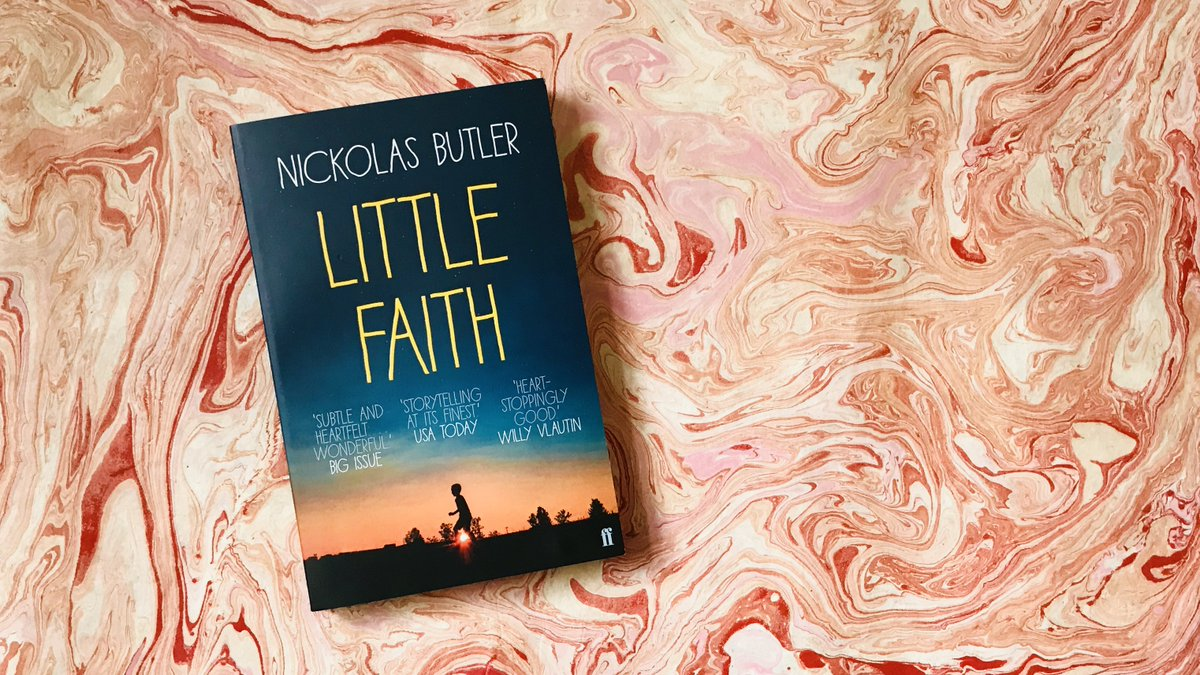 Congratulations to @wiscobutler, whose novel Little Faith has won the Cicerone Fiction with a sense of place prize in the Edward Stanford Travel Writing Awards 2020 #ESTWA2020 pic.twitter.com/SvSVyMEtVE