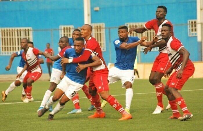 LMC slams N5 Million fine on Abia Warriors For Crowd Violence -  http://www. brila.net/lmc-slams-n5-m illion-fine-on-abia-warriors-for-crowd-violence/  …  <br>http://pic.twitter.com/zvBN37Jrdc
