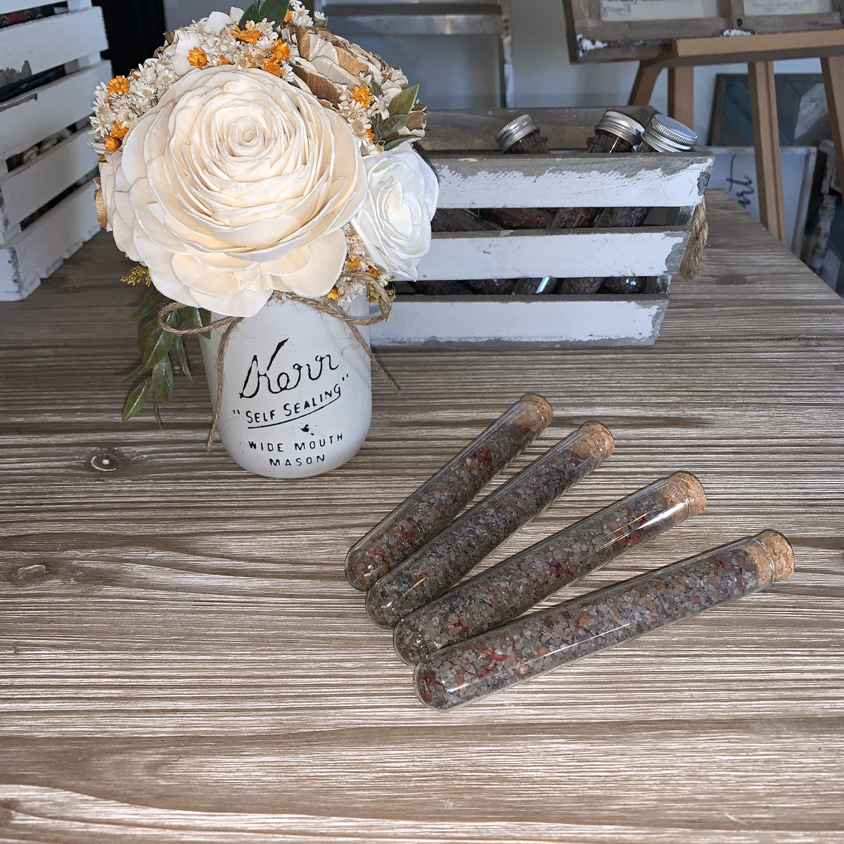 Let us create a beautiful #favor for your next #wedding or other special event! #kandcnaturals #allnatural #handmade #customized #gifts